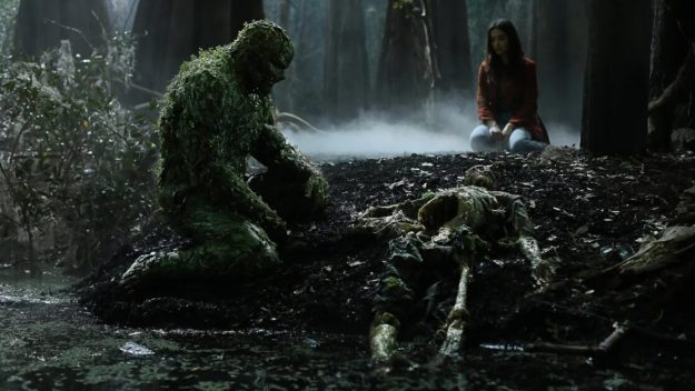 Swamp Thing - Abby Holland
