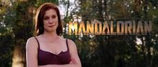 Katee Sackhoff - The Mandalorian