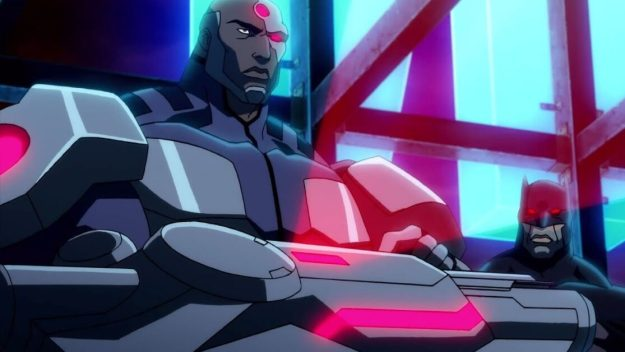 Cyborg - Batman
