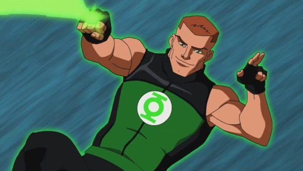 Guy Gardner - Green Lantern