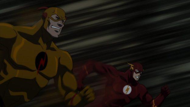 Flash (Barry Allen) - Eobard Thawne