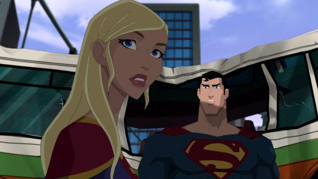 Kara Zor-El - Superman: Unbound