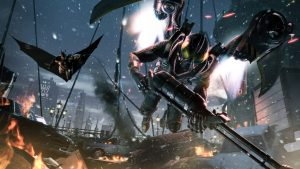 Batman: Arkham Origins - Batman: Arkham City