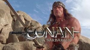 Arnold Schwarzenegger - Conan The Barbarian
