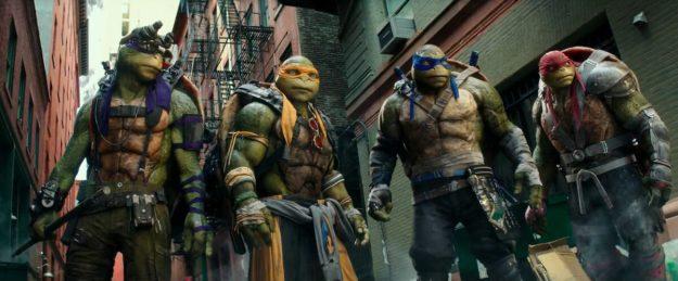 Raphael - Donatello