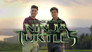 Teenage Mutant Ninja Turtles - T-Shirt
