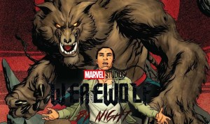 Werewolf By Night: New Wolf Rising - Werewolf By Night: The Complete Collection Vol. 1