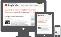 Knight Lab new blog look, responsive design