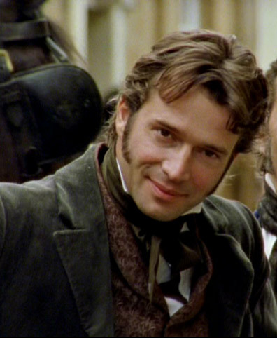 Farfrae (James Purefoy), the optimistic Scotsman the mayor confides in.