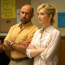 Carlo Rota (Yasir) & Susan McCarthy (Sarah)