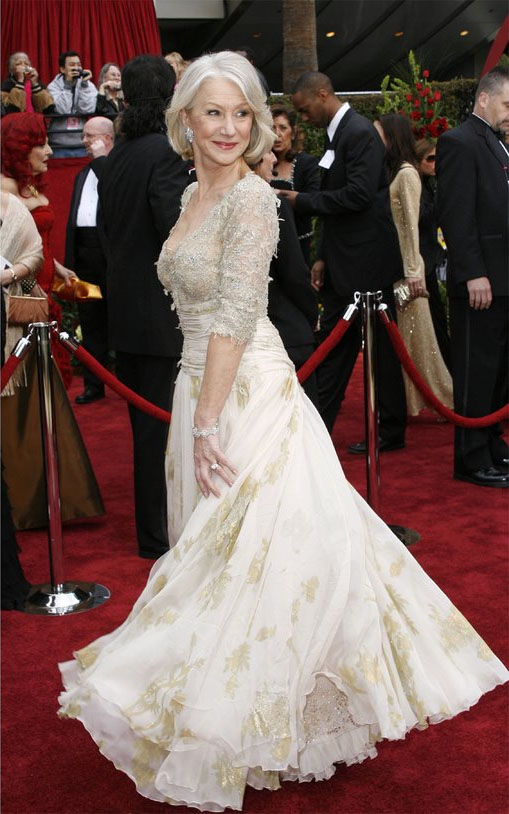 The BEST Oscar Gowns  (6/6)