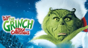 Both the original 1966 Dr. Suess's How the Grinch Stole Christmas and the 2002 edition are holiday must sees for Pace students. Photo: Universal Studios