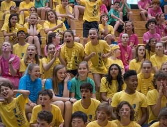 Mr. Anderson Will Host Upper School Team Challenge
