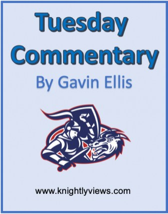 Tuesday Commentary dinkus
