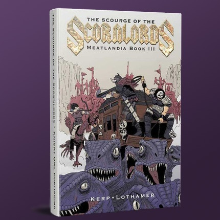 The Scourge of the Scorn Lords