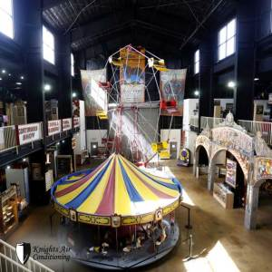 Riverview area things to do - International Independent Showmen's Museum