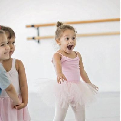 Knightsbridge, Kensington & Chelsea Children's Ballet School - Excited to be in class