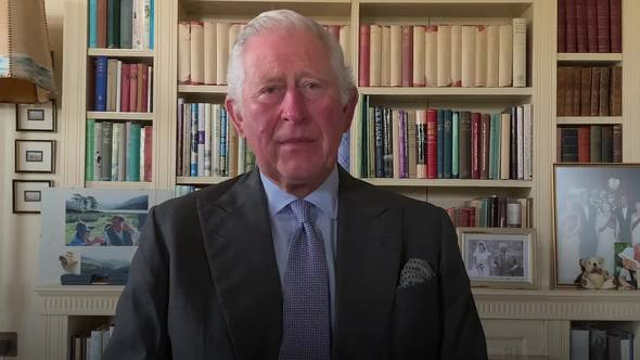 Prince Charles unveils poignant online book to remember coronavirus victims