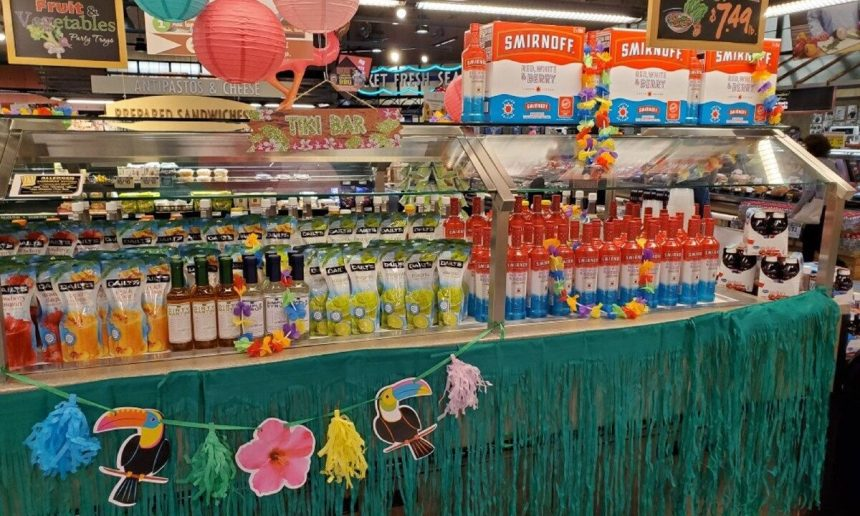 A Grocery Store Chain Filled Its Salad Bar With Beer, Cereal, and Candy Because of CCP virus