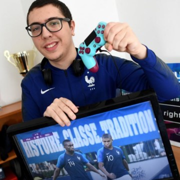 We will represent France: Video gamers ready for Euro 2020 e-tourney