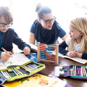 Home schooling boosts parents' interest in teaching as a career