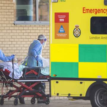 Coronavirus UK: English hospital deaths up 15 – but NONE in Scotland, Wales or NI