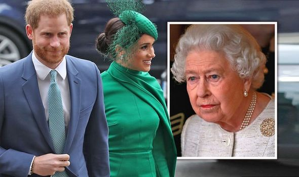 Meghan Markle and Prince Harry 'picking fight with Queen' after Commonwealth 'attack'