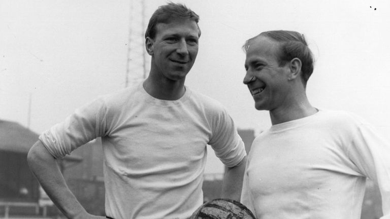 England 1966 World Cup hero Jack Charlton dies