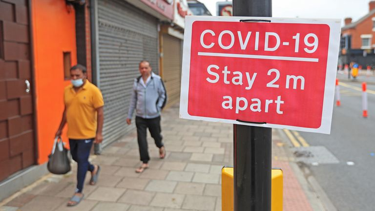 Lockdown rules continue to ease in England, Scotland and Wales