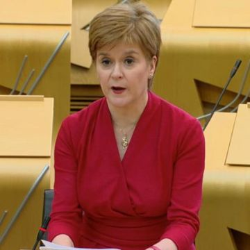 Schools to return in Scotland but country remains in phase three of lockdown