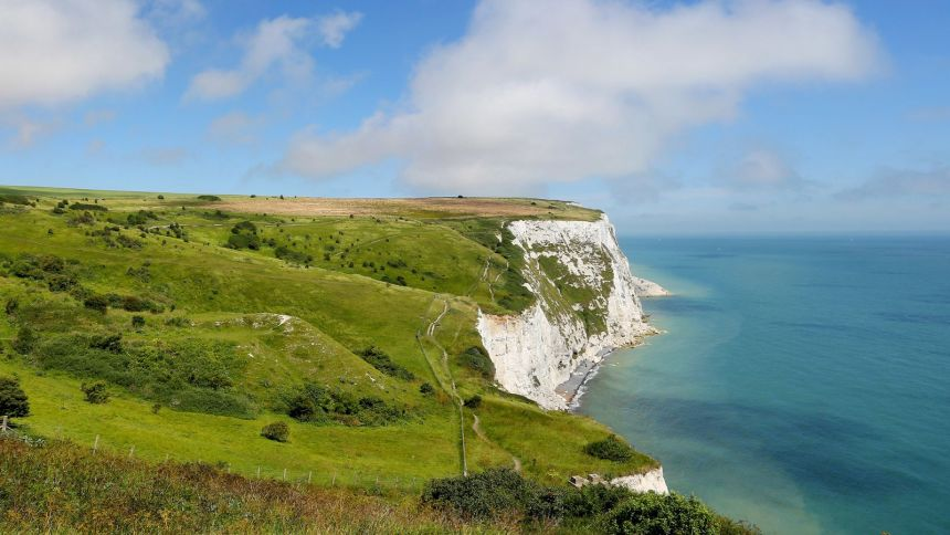 Person missing after trying to swim from Dover to Calais unaccompanied
