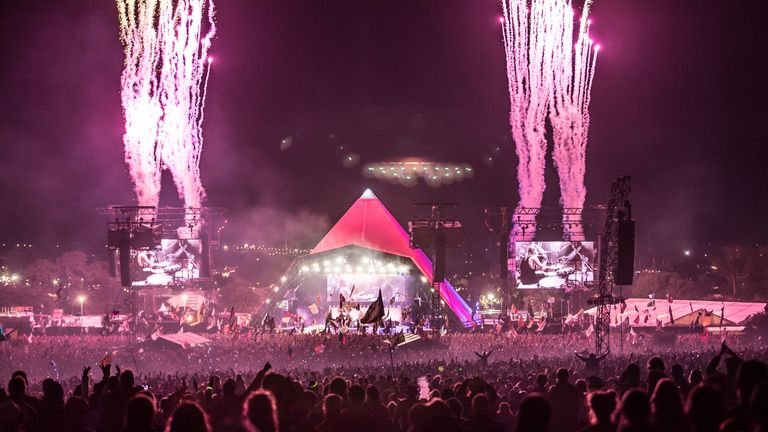Glastonbury to return next year (but you can't buy a ticket)