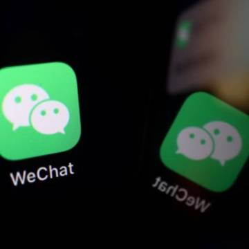 US judge halts Commerce Department order to remove WeChat from app stores