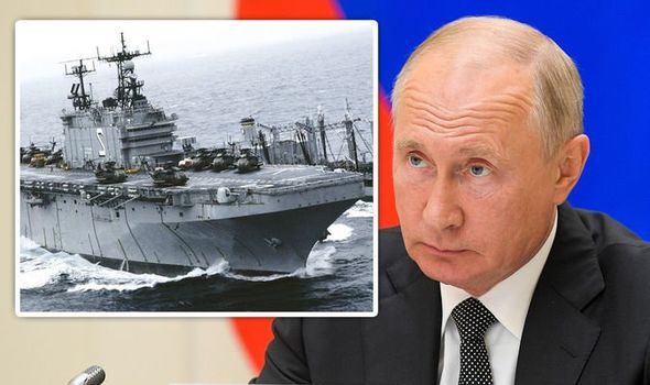 Russia threat: NATO 'to confront Moscow' amid Arctic cable fears in 'Cold War return'