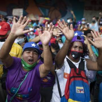 Venezuela goes to the polls as opposition denounces fraud