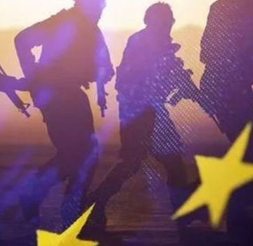 EU army plot to fuel 'antagonistic' fury from global enemies and spark conflict threat