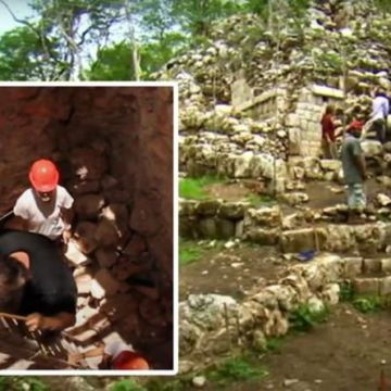 Mayan breakthrough: 'Snapshot' of secret civilisation uncovered after ancient temple dig