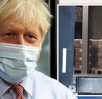 Coronavirus vaccine: Boris keeping UK supply secret in case EU rivals demand bigger share