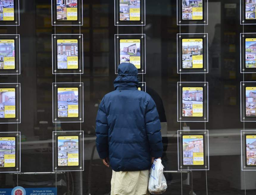 UK mortgage approvals at highest level in 13 years