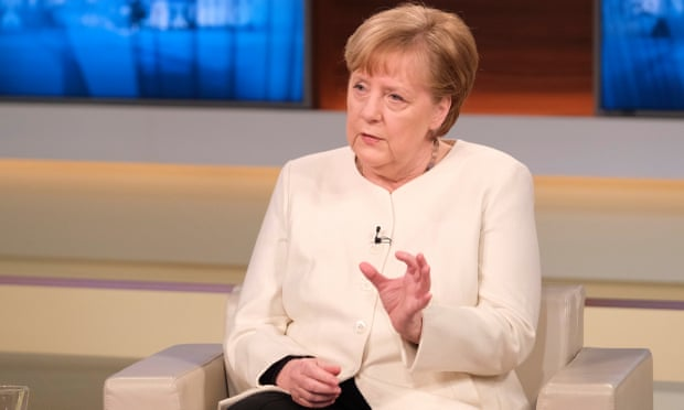 Merkel threatens to centralise Covid response as some states refuse to act