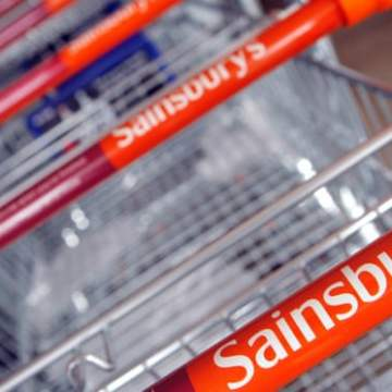 Sainsbury's slumps to £261m loss on back of Covid costs