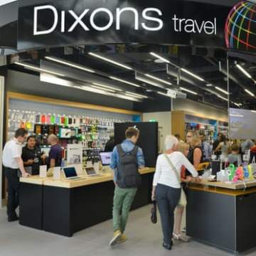 Dixons Carphone to close all airport stores after tax-free shopping scrapped