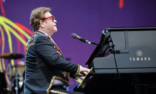 'Our ministers are philistines': Elton John outraged as Brexit hits musicians