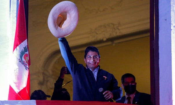 Peru on edge as electoral board reviews result of disputed presidential election