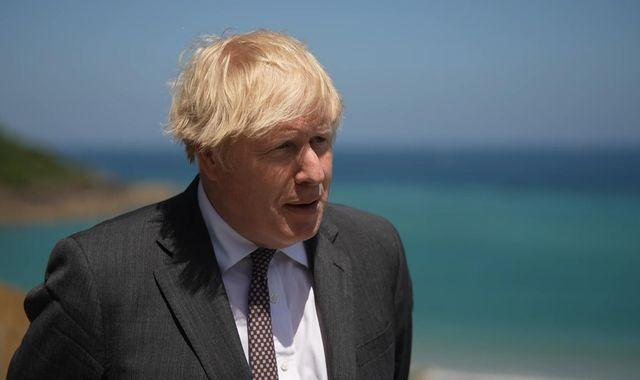Boris Johnson hints 'serious, serious concern' over variant will delay 21 June lockdown exit