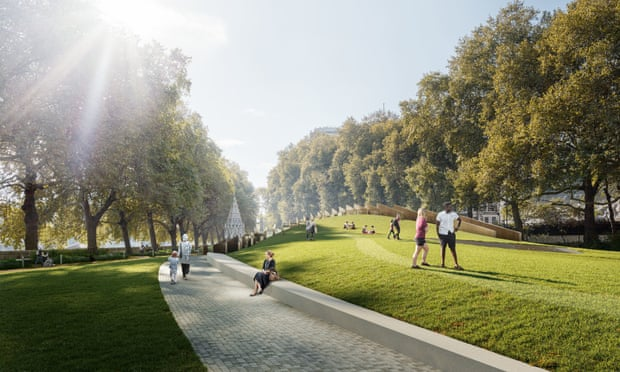 Holocaust memorial in Westminster is given go-ahead after inquiry