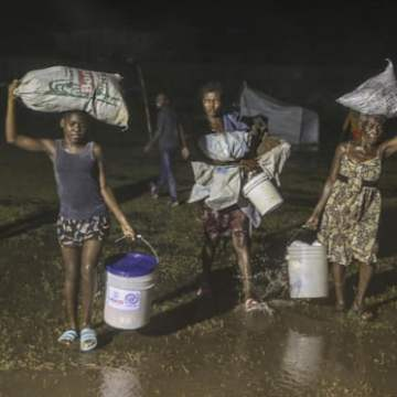 Haiti needs help, but 'not from aid workers who never leave their SUVs'