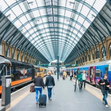 Rail passengers in England and Wales face biggest fare rise since 2012