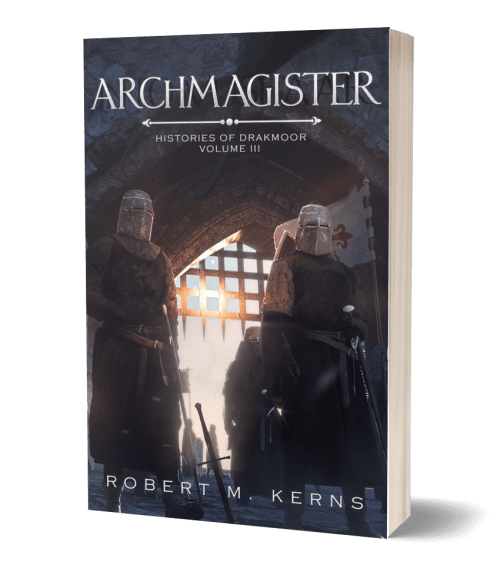 Archmagister by Robert M. Kerns