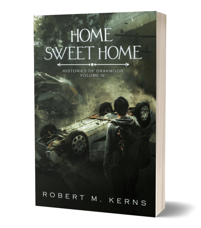 Home Sweet Home by Robert M. Kerns